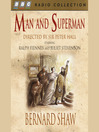 Man & Superman (MP3)